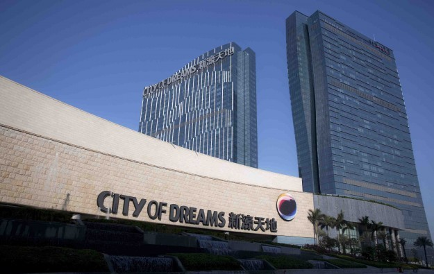 Melco Crown's net income falls 83 pct in 2Q