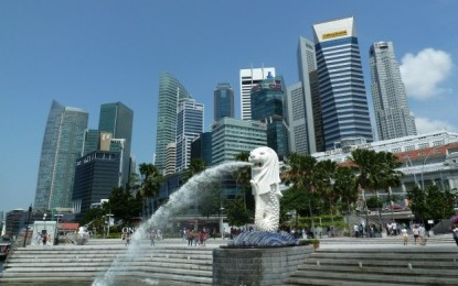 Mainland China visitors to Singapore up 9.9 pct in Nov