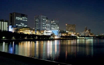 Tokyo's waterfront most popular location for casino