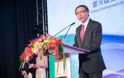 Trade war might hurt Macau gaming: Francis Lui