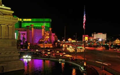 Nevada baccarat win dips on Chinese play: analysts