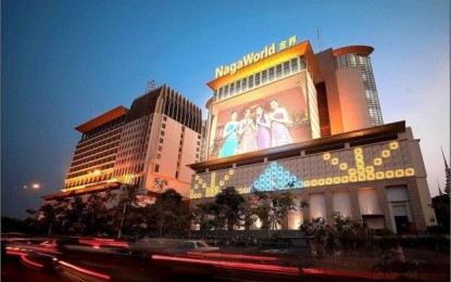 NagaWorld GGR soars, profit checked by sales costs