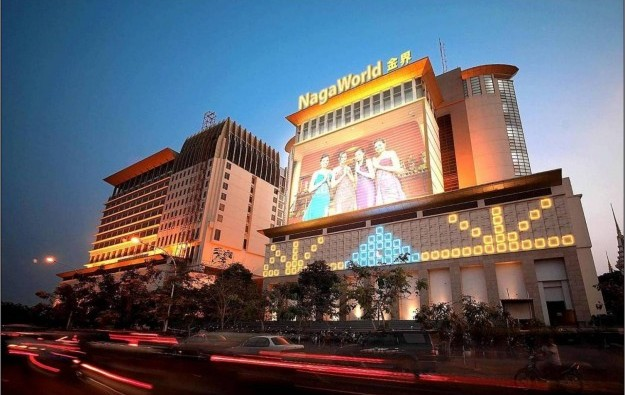Lawrence Ho firm renews slot lease deal with NagaWorld