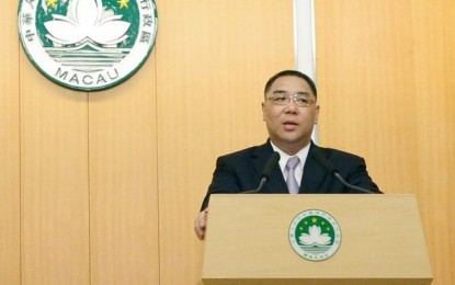 Public consultation ahead of Macau licence renewal: Chui