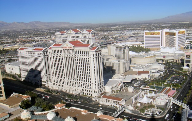 Caesars Entertainment's loss widens in 3Q