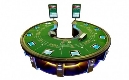 LT Game unveils E-Baccarat table