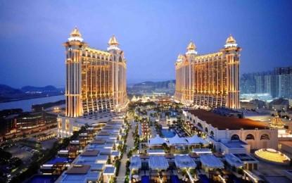 Galaxy grabs Macau market share lead in September