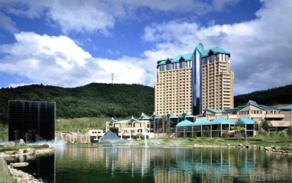 Kangwon Land again extends casino closure, now to April 20