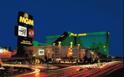 Strawn named SVP for MGM Resorts Design and Development