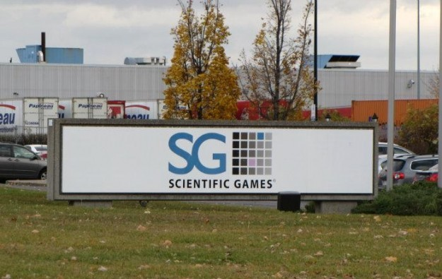 Scientific Games posts 78-pct jump in 2Q revenue