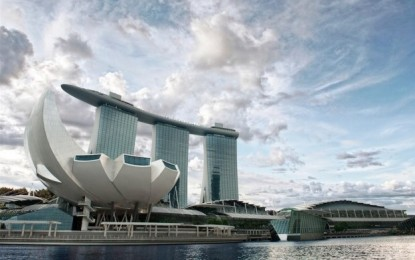 LVS amends Marina Bay Sands credit facility