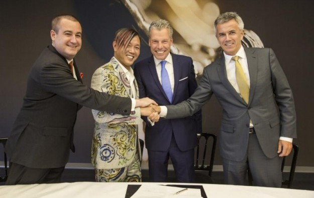 Macau's Louis XIII places largest ever Rolls-Royce order
