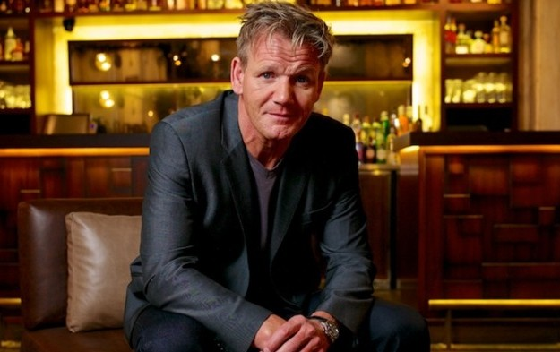 Marina Bay Sands partners with celebrity chef Gordon Ramsay