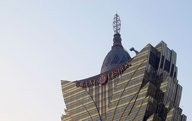 SJM's Grand Lisboa opens new gaming area amid revamp