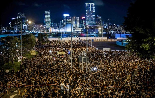 Occupy Central may be 'marginal negative' to Macau: CS