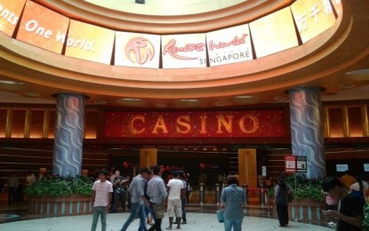 Genting builds Singapore casino market share: Bernstein