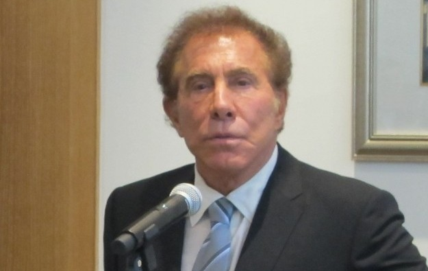 RNC Refuses to Return Steve Wynn's Donations