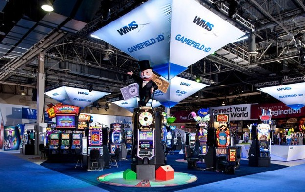 Sebastian Salat leaves WMS, Scientific Games