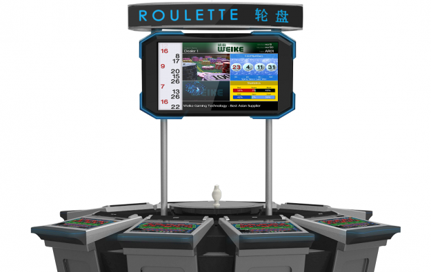 Infinity gaming roulette