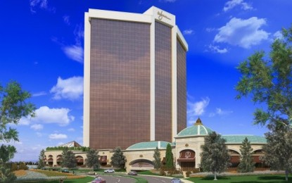 Wynn Resorts expands site for casino near Boston