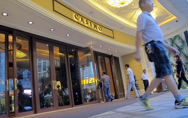 Macau's GGR drops 12 pct year-on-year in September