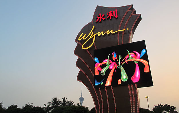 Wynn Macau shares slide 10pct on gloomy 4Q outlook