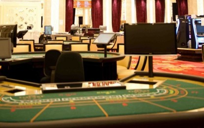 Macau legislators approve off-duty casino entry ban