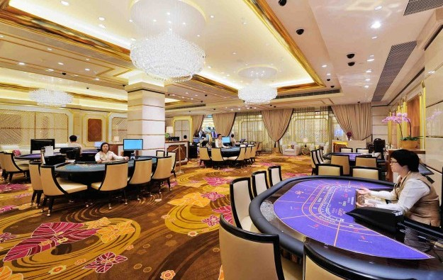Macau VIP up 35pct in 3Q, was 58pct of all GGR: govt
