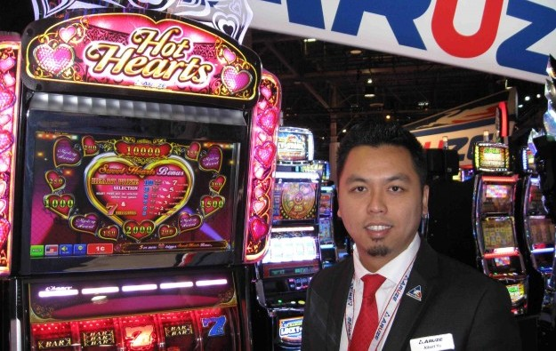 slot machines manufacturers uk