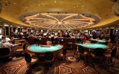 U.S. casino sector worth US$240 bln: study