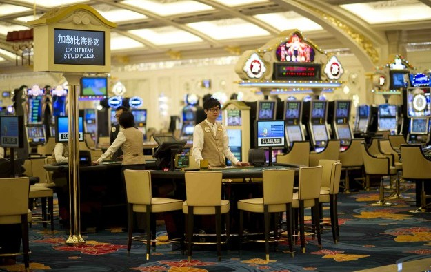 Casinos open but Macau Feb GGR to fall 80pct: brokerage