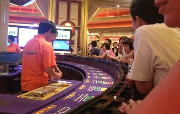 Online gambling 2015