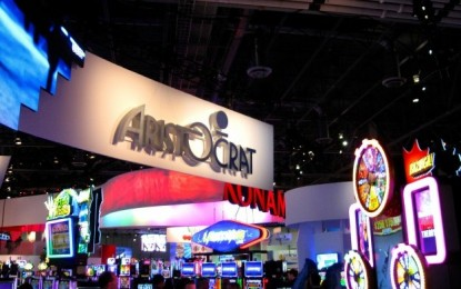 Aristocrat to launch 'Billions' theme slot at G2E