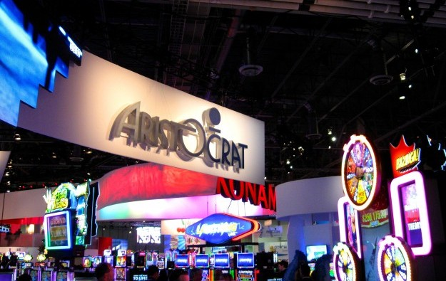 Aristocrat acquires Phi Gaming's kiosk promotional platform