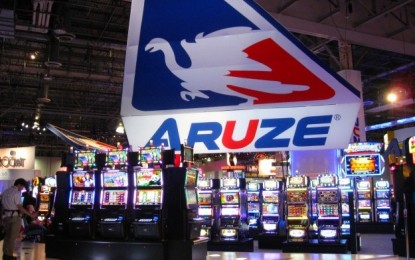 Casino tech firm Aruze Gaming announces leadership rejig