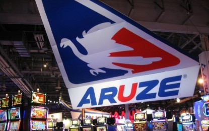 Aruze Gaming launches Muso slot cabinet