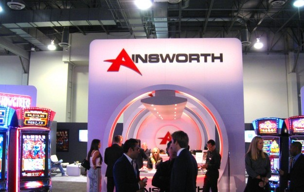 Ainsworth launches new cabinet at AGE 2015