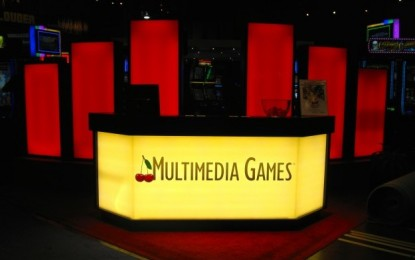 Multimedia Games' net income slips on M&A costs