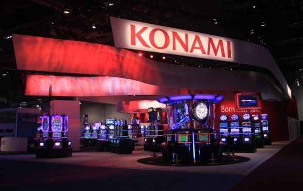 Konami no longer trading in New York