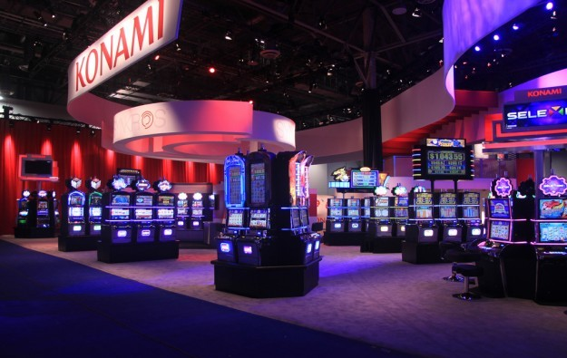 Konami ups slot machine development spend: firm