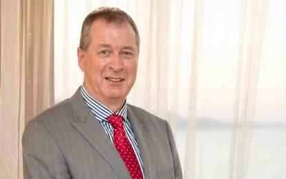 Shaun McCamley new Grand Ho Tram Strip president