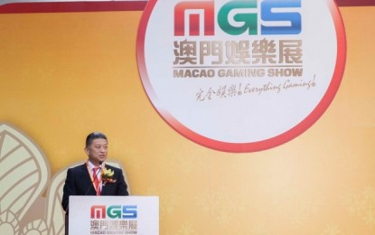MGS a one-stop shop for casino biz: Jay Chun