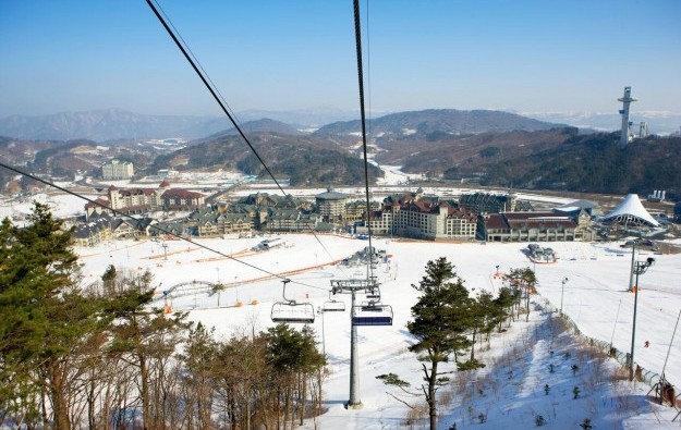 Landing Int to run casino in South Korea's Pyeongchang
