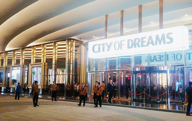 Official launch for CoD Manila February 2: Melco Crown