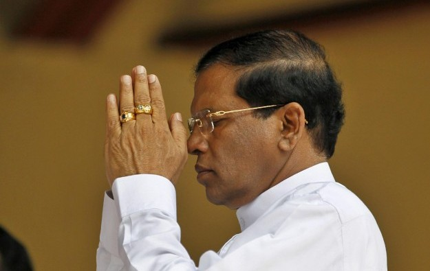 S. Lanka presidency bidder would cancel Crown rights: report