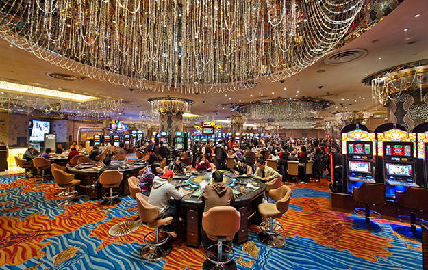 Macau casino GGR up 16 pct in April: govt