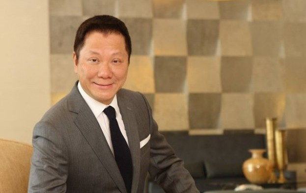 Andrew Tan sees son take over as Alliance Global CEO