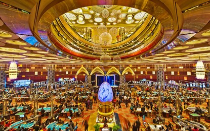 SJM profit up 13pct in 2019, Grand Lisboa Palace finished