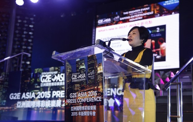Organisers introducing new features for G2E Asia 2015