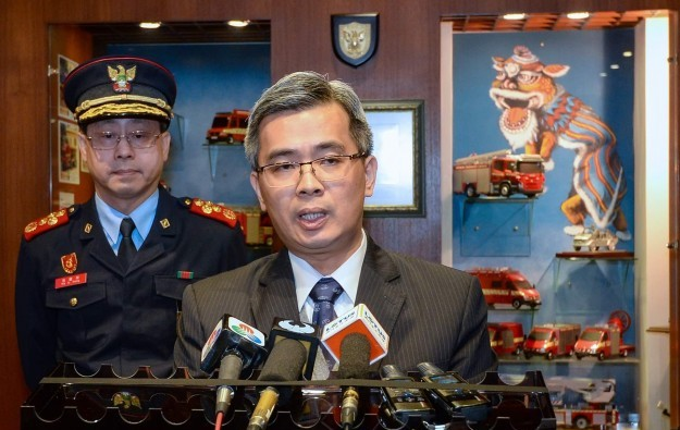 Macau police to beef up surveillance at casinos